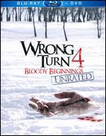 Wrong Turn 4: Bloody Beginnings [Rated/Unrated] [Blu-ray]
