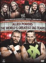 WWE: Allied Powers - The World's Greatest Tag Teams [3 Discs]