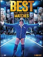 WWE: Best Pay-Per View Matches 2013