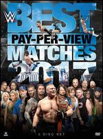 WWE: Best Pay-Per-View Matches 2017 [3 Discs]