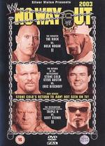 WWE: No Way Out 2003