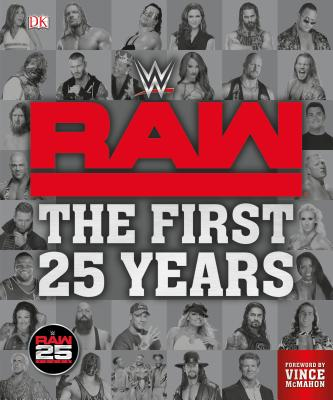 Wwe Raw: The First 25 Years - Miller, Dean, and Black, Jake