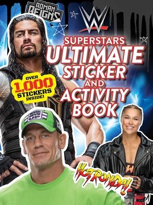 Wwe Superstars Ultimate Sticker and Activity Book - Buzzpop