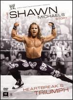 WWE: The Shawn Michaels Story - Heartbreak & Triumph [3 Discs]