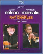 Wynton Marsalis & Willie Nelson Play the Music of Ray Charles [Blu-ray]