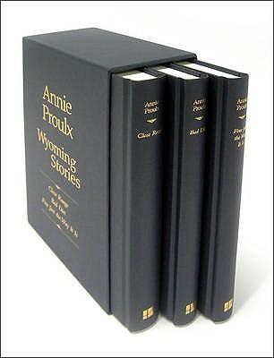 Wyoming Stories Box Set - Proulx, Annie
