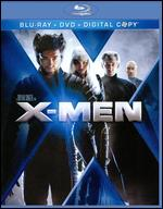X-Men [2 Discs] [Includes Digital Copy] [Blu-ray/DVD] - Bryan Singer