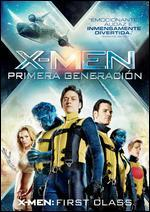 X-Men: First Class [Spanish]