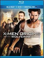 X-Men Origins: Wolverine [2 Discs] [Includes Digital Copy] [Blu-ray/DVD]
