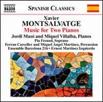 Xavier Montsalvatge: Music for Two Pianos