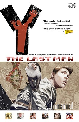 Y: The Last Man Vol. 1: Unmanned - Vaughan, Brian K