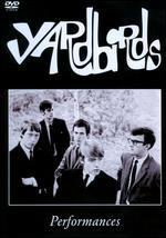 Yardbirds: Performances
