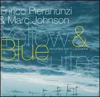 Yellow & Blue Suites - Enrico Pieranunzi