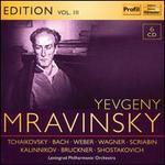 Yevgeny Mravinsky Edition, Vol. 3