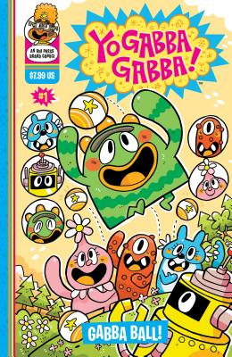 Yo Gabba Gabba: Gabba Ball - Eliopoulos, Chris