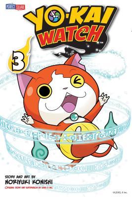 Yo-Kai Watch, Vol. 3 - Konishi, Noriyuki