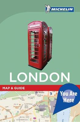 You Are Here Guide London - Michelin