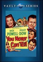 You Never Can Tell - Lou Breslow