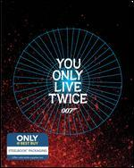 You Only Live Twice [Includes Digital Copy] [Blu-ray] [Steelbook] [Only @ Best Buy]
