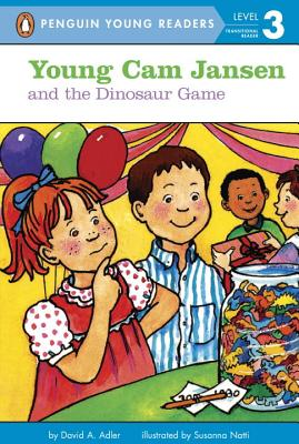 Young CAM Jansen and the Dinosaur Game - Adler, David A