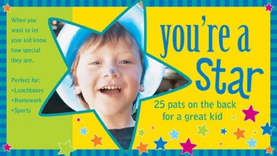 You're a Star: 22 Ways to Tell Kids How Great They Are - Sourcebooks