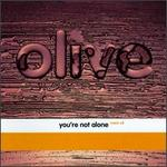 You're Not Alone [US Single]
