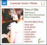 Yun-yi Qin: Piano Recital