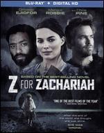 Z for Zachariah [Includes Digital Copy] [UltraViolet] [Blu-ray]