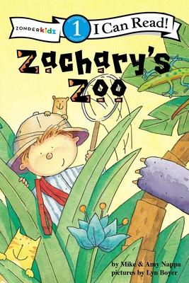 Zachary's Zoo - Nappa, Mike & Amy