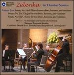 Zelenka: Six Chamber Sonatas, Vol. 2