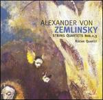 Zemlinsky: String Quartets Nos. 2, 3