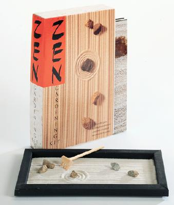 Zen Gardening Kit - Moore, D, and Running Press (Editor)