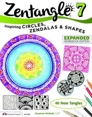 Zentangle 10, Workbook Edition - Suzanne McNeill, CZT