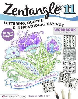 Zentangle 11, Workbook Edition - McNeill, Suzanne