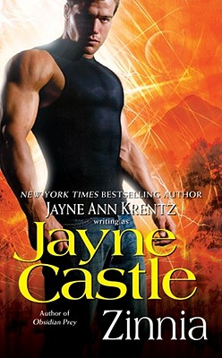 Zinnia - Castle, Jayne, and Copyright Paperback Collection