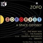 Zoforbit: A Space Odyssey [CD & Blu-ray Audio]