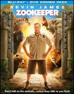 Zookeeper [2 Discs] [Blu-ray/DVD] - Frank Coraci