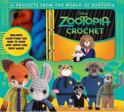 Zootopia Crochet - Galusz, Kati