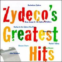 Zydeco's Greatest Hits - Various Artists